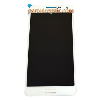 Complete Screen Assembly for Samsung Galaxy A5 SM-A500 from www.parts4repair.com