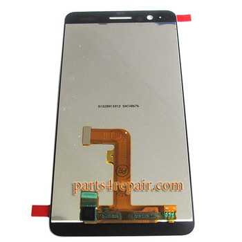 Complete Screen Assembly for Huawei Honor 6 Plus -White