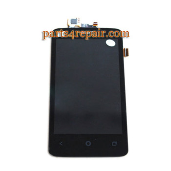 Complete Screen Assembly for Acer Liquid Z4 Z140 from www.parts4repair.com