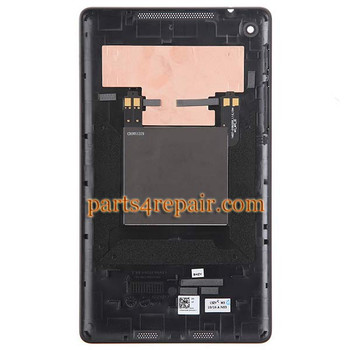 We can offer Back Housing Cover for Asus Google Nexus 7 2Gen 3G