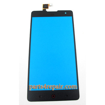 you can find a touch screen digitizer for ZTE Z7 MAX NX505J in www.parts4repair.com