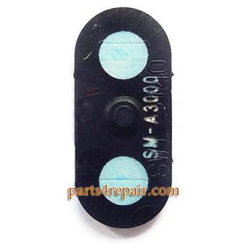 We can offer Samsung Galaxy A3 A3000 Home Button
