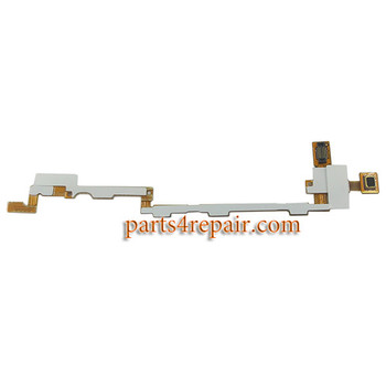 We can offer Samsung Galaxy Tab 3 8.0 Volume Flex Cable