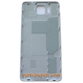 Back Cover for Samsung Galaxy Alpha G850 from www.parts4repair.com
