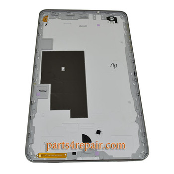 Back Housing Cover for Samsung Galaxy Tab Pro 8.4 T320 WIFI -White