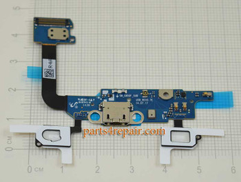Dock Charging PCB Board for Samsung Galaxy Alpha G850F from www.parts4repair.com