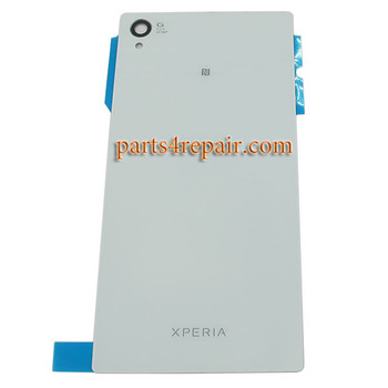 Generic Back Cover with NFC for Sony Xperia Z1 L39H -White