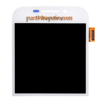 Complete Screen Assembly for BlackBerry Classic (BlackBerry Q20) -White