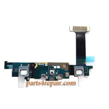Dock Charging Flex Cable for Samsung Galaxy S6 Edge G925V from www.parts4repair.com
