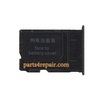 SIM Tray for OnePlus One -Black from www.parts4repair.com