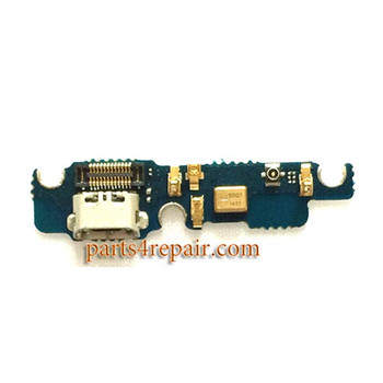 Dock Charging PCB Board for Meizu MX4 from www.parts4repair.com