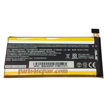 Built-in Battery for Asus PadFone Infinity (A80) from www.parts4repair.com