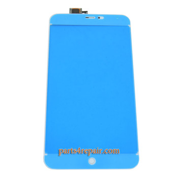 Touch Screen Digitizer for Meizu MX4 from www.parts4repair.com