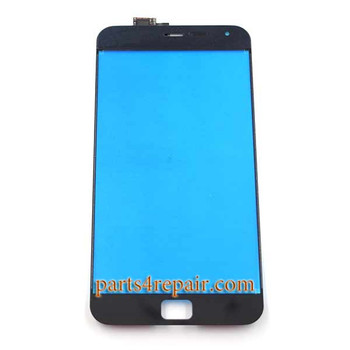 Touch Screen Digitizer for Meizu MX4 Pro from www.parts4repair.com