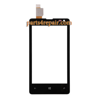 Touch Screen Digitizer for Microsoft Lumia 435 from www.parts4repair.com