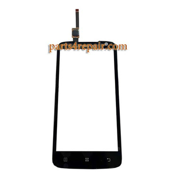 Touch Screen Digitizer for Lenovo S820 from www.parts4repair.com