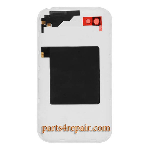 Back Cover with NFC for BlackBerry Classic (BlackBerry Q20) -White