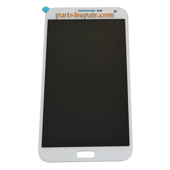 Complete Screen Assembly for Samsung Galaxy E7 SM-E700 All Versions -White