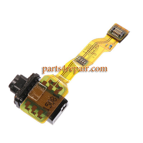 We can offer Earphone Jack Flex Cable for Sony Xperia Z3+
