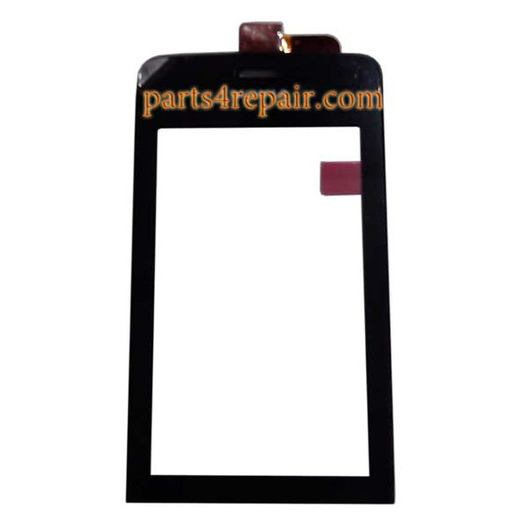 Touch Screen Digitizer OEM for Nokia Asha 308 from www.parts4repair.com