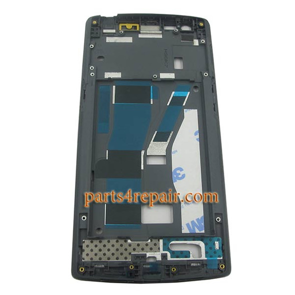 We can offer Front Housing Cover for Oneplus One