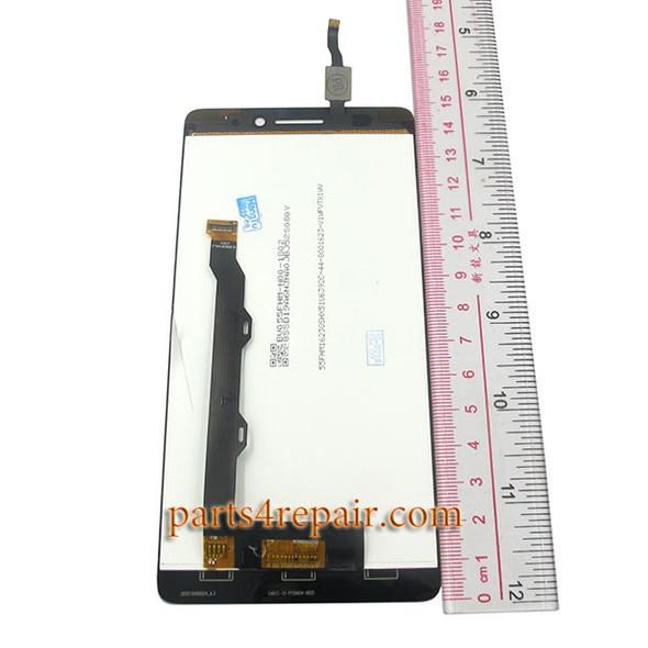 Complete Screen Assembly for Lenovo K3 Note (K50-T5) -Black