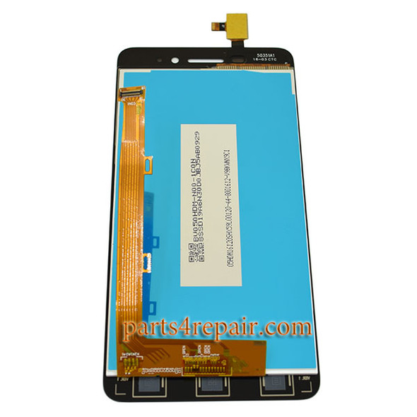 We can offer Lenovo S60 LCD Screen and Touch Screen Assembly