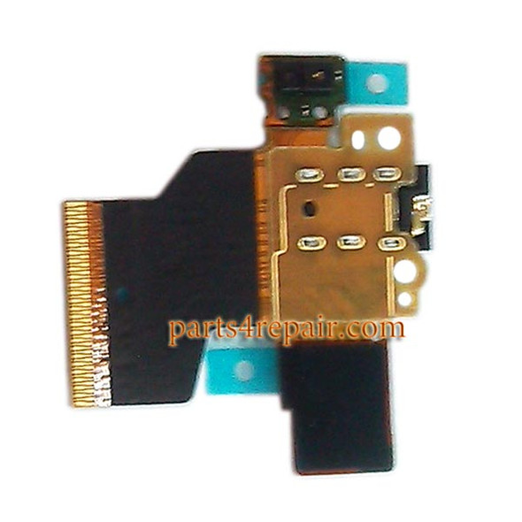 We can offer Earphone Connector Flex Cable for Huawei MediaPad T1 10 T1-A21