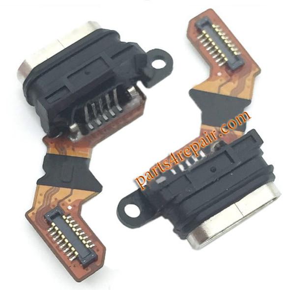Dock Charging Flex Cable for Sony Xperia M4 Aqua from www.parts4repair.com