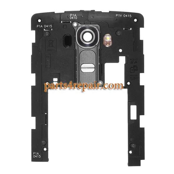 Rear Housing Cover for LG G4 VS986 (for Verizon) -Black