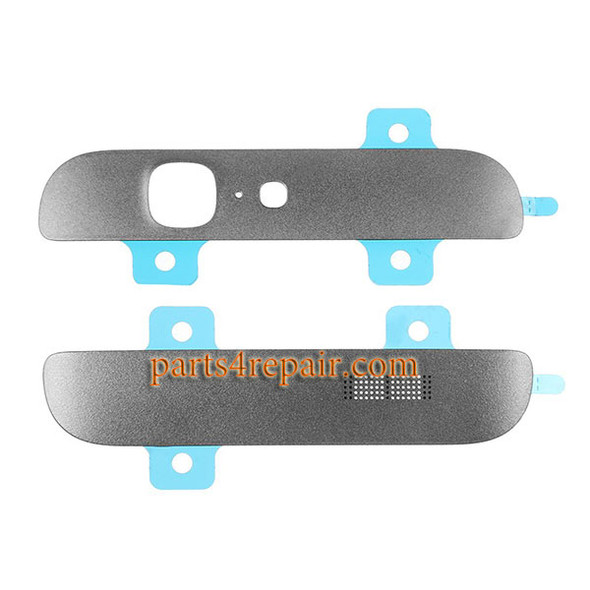 Top Cover & Bottom Cover for Huawei Ascend G7 from www.parts4repair.com