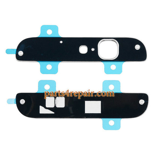 Top Cover & Bottom Cover for Huawei Ascend G7 -Gold