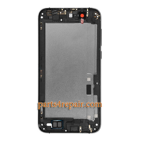 Huawei Ascend G7 Back Housing Cover without Top and Bottom Cover