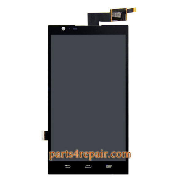 Complete Screen Assembly for ZTE Zmax Z970 from www.parts4repair.com