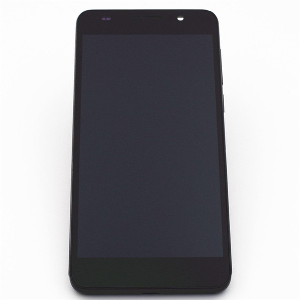 Complete Screen Assembly with Bezel for Huawei Honor 6 Single SIM -Black
