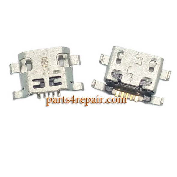 Dock Charging Port for Huawei Ascend G7 from www.parts4repair.com