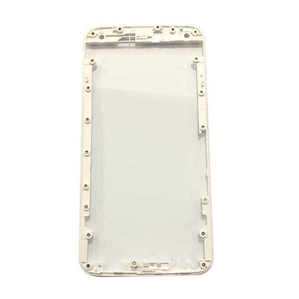 """Front Housing Cover for Motorola X Style 5.7"""" -White"""