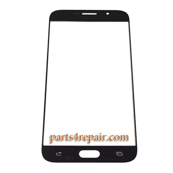 Generic Front Glass for Samsung Galaxy A8 SM-A800 -Gold