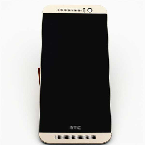 Complete Screen Assembly with Bezel for HTC One M9