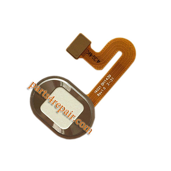 Fringerprint Sensor Flex Cable for Oppo N3 from www.parts4repair.com