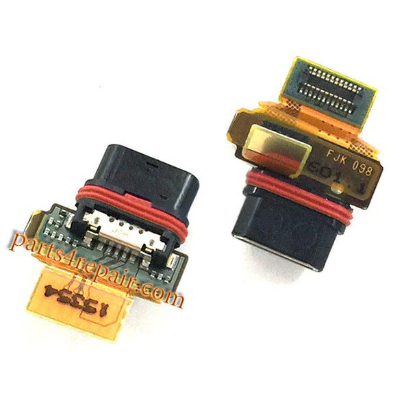 Sony Xperia Z5 Compact (Z5 mini) Dock Charging Flex Cable from www.parts4repair.com