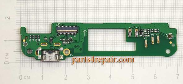 Dock Charging PCB Board for HTC Desire 826 Dual SIM from www.parts4repair.com