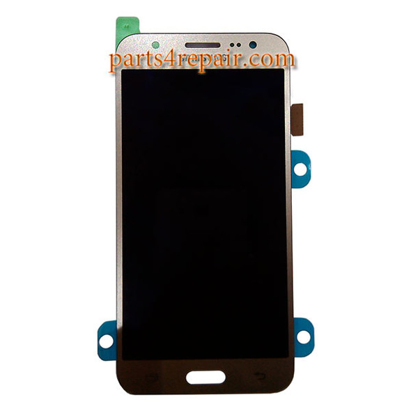 Complete Screen Assembly for Samsung Galaxy J7 All Versions -Gold