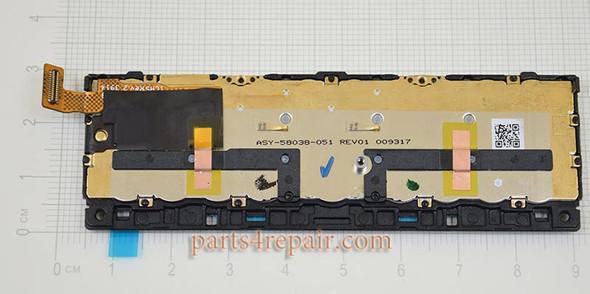 BlackBerry Q30 Keypad