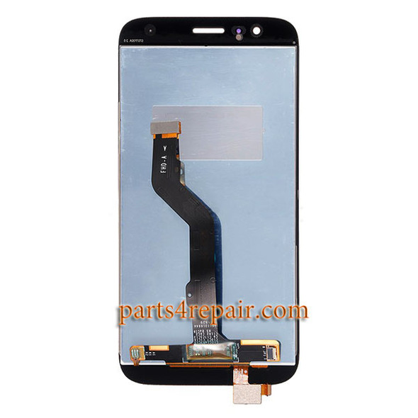 Complete Screen Assembly for Huawei G8 -Gold