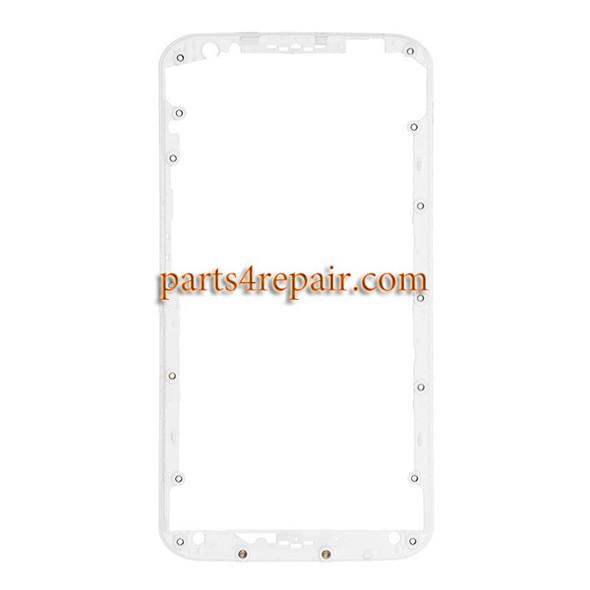 Front Bezel for Motorola Moto X 2014 (2nd Gen) from www.parts4repair.com