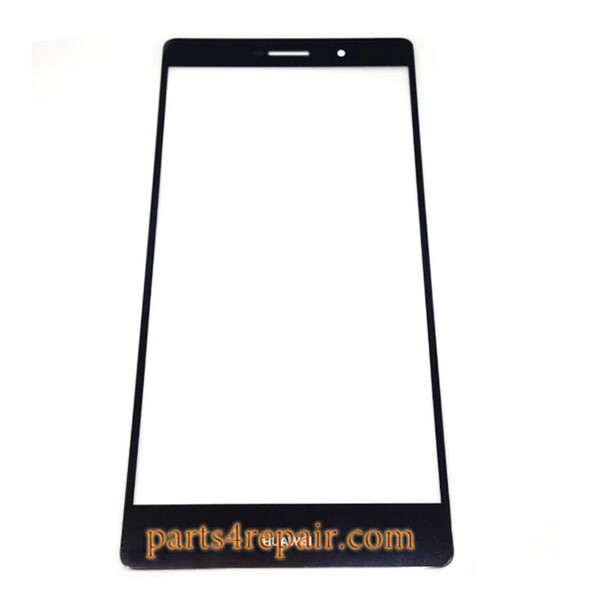 Front Glass for Huawei P8 Max -Black