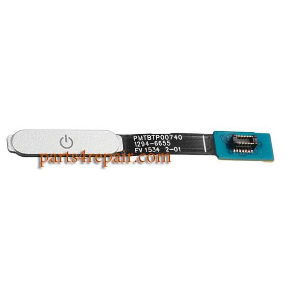 Fingerprint Button Flex Cable for Sony Xperia Z5 E6653 / Z5 Premium from www.parts4repair.com