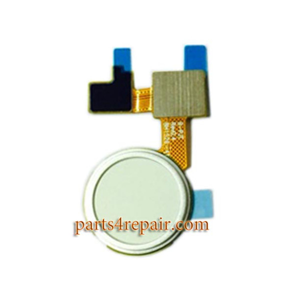 Fingerprint Button Flex Cable for LG Nexus 5X H790 H791 H798 -White