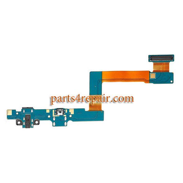 Samsung T555 Dock Port Flex Cable